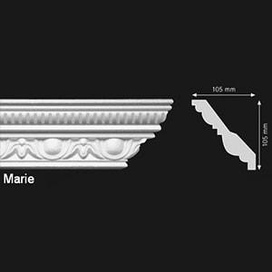 Sanca Prestige MARIE - Moldura 15,0 cm (Vista de Frente)